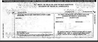 medicaid card